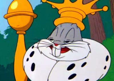 King Bugs Bunny