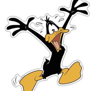 Daffy Duck Decal