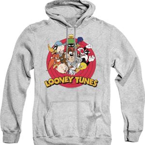 Looney Tunes Hoodie Sweatshirt