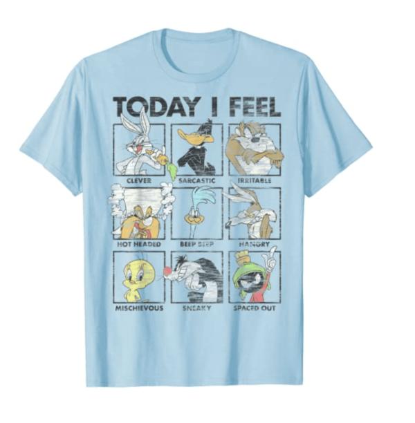 Looney Tunes Today I Feel T-shirt