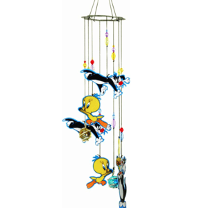 Sylvester and Tweety Wind Chime