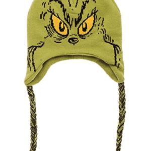 The Grinch Peruvian Laplander Hat